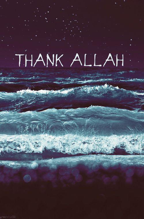 Al Hamdulillah…