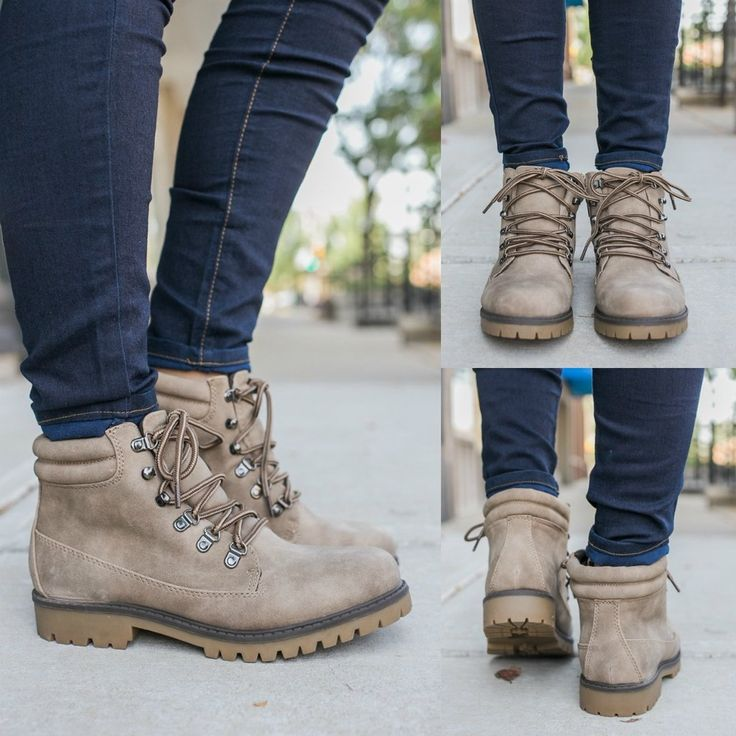 Toasty-S Hiking Boots - Online Clothing Boutique