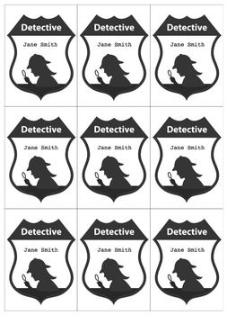 80 best Theme - Detective/Mystery images on Pinterest ...