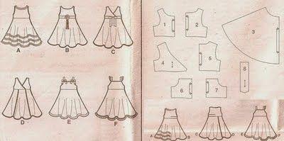 ARTESANATO COM QUIANE - Paps,Moldes,E.V.A,Feltro,Costuras,Fofuchas 3D: moldes vestidos para crianças