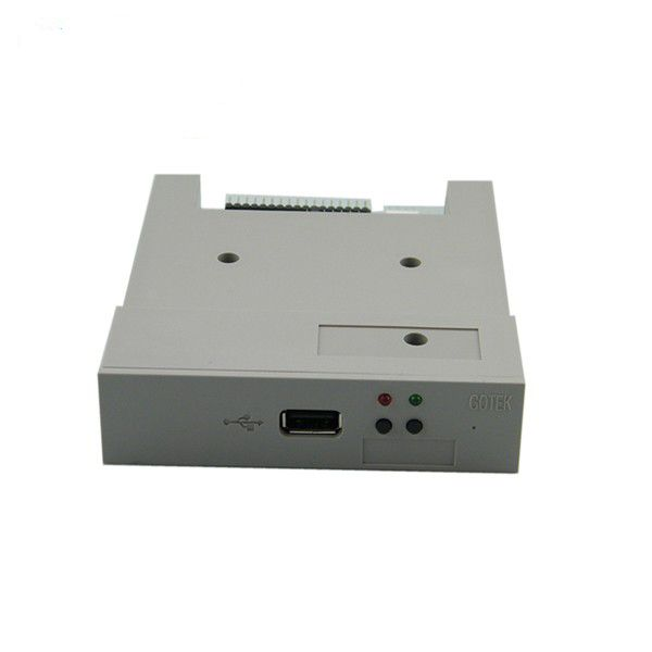 Free Shipping GOTEK SFR1M44-SUE Floppy to USB converter for Chinese embroidery machine with dahao mainboard SWF