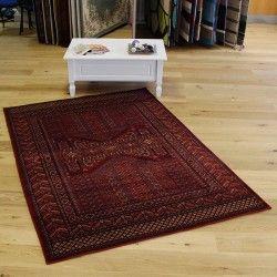 Red Persian Design Rug 635