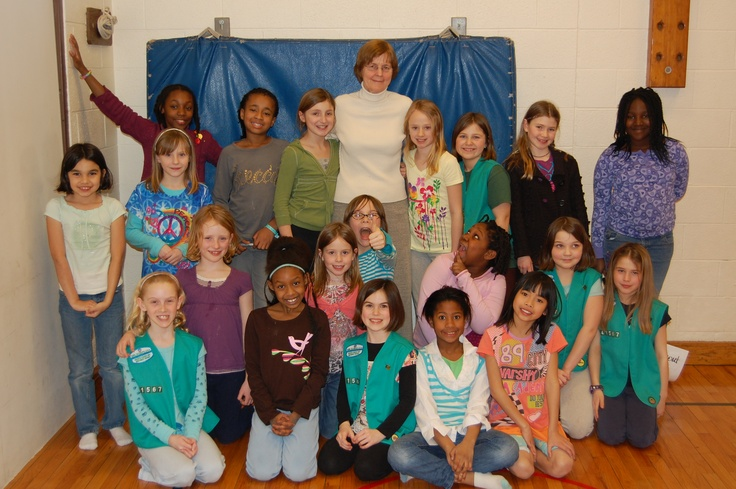 3/4th grade washington elem girl scouts | Girl Scouts ...