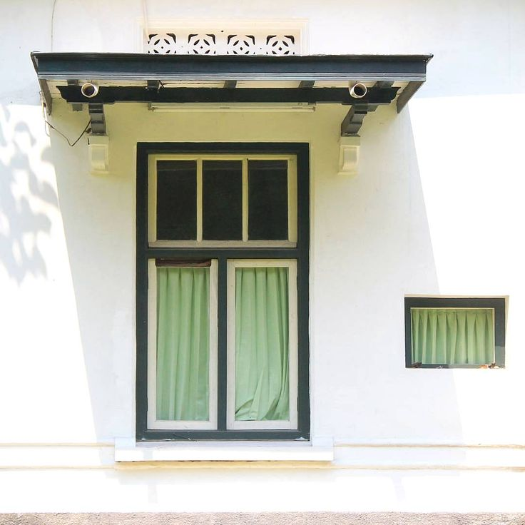 Kusen Jendela Kamar Bergaya Klasik Untuk Rumah Sederhana Terbaru