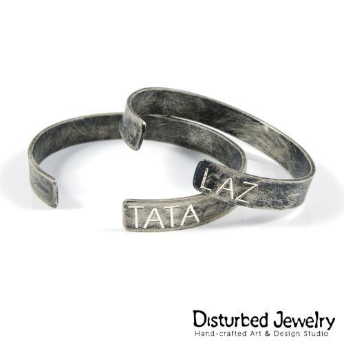 Custom Name Bracelets