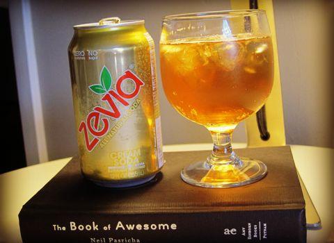 Jack McCream | Zevia Zero Calorie Soda