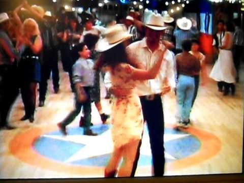 "Birdie Pruit Dances with Justin Metease from HOPE FLOATS. ""Dancing is just a conversation between two people.  Talk to me.""  Love a man who likes to dance!"