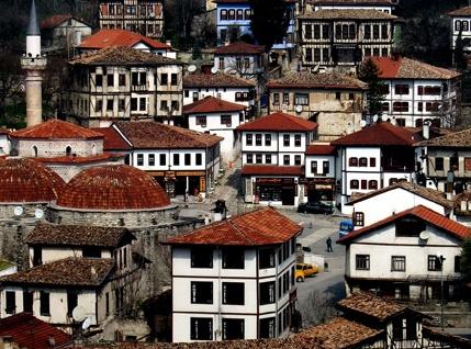 Bolu-Safranbolu Evleri