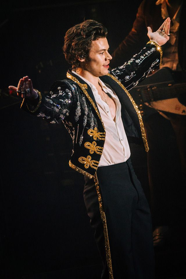 Baby Live Wallpaper Hd Via Chasm2018 On Tumblr Harry Styles Live On Tour La2
