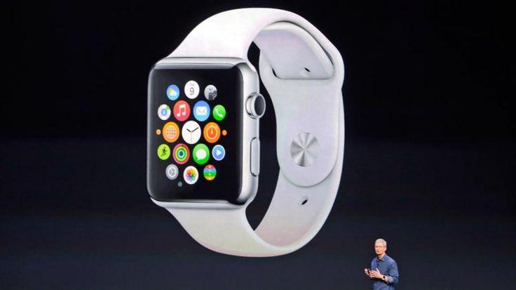 Apple Watch, el reloj inteligente de Apple | Apple Watch, Apple, Siri