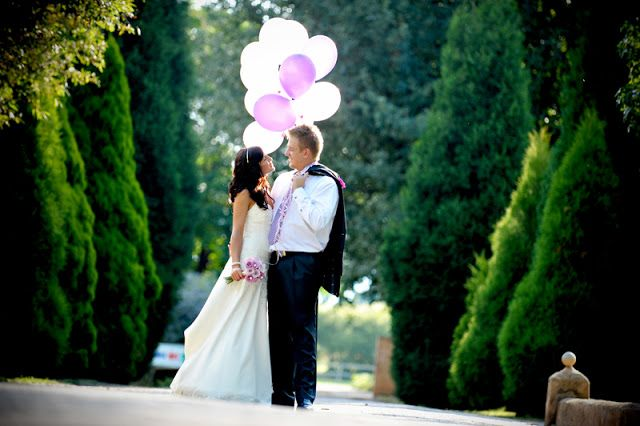 Rudi & Natashia's Wedding at Oakfiel Farm
