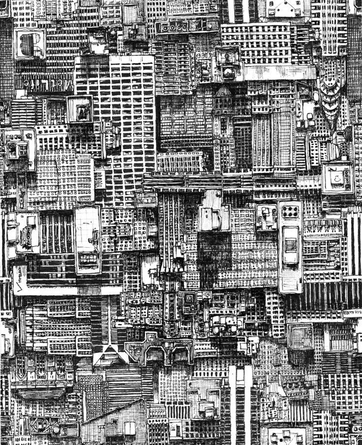 都市迷彩 by 脱殻