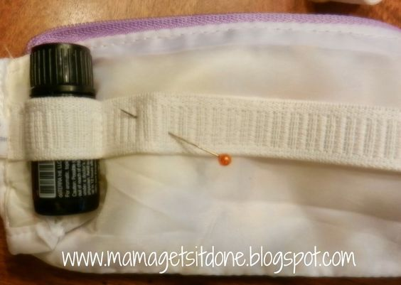 Mama Gets It Done Diy Essential Oils Carrying Case