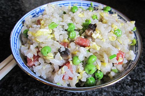 Best Fried Rice | Chinese Food | Pinterest