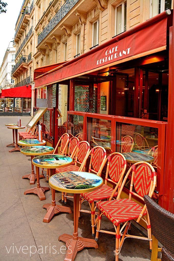 Dónde comer en París | #bistro #restaurant #paris