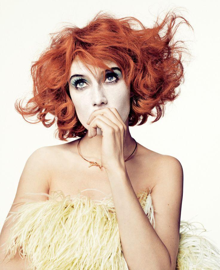 Carice van Houten by Marc de Groot - Marc de Groot Fashion Photography
