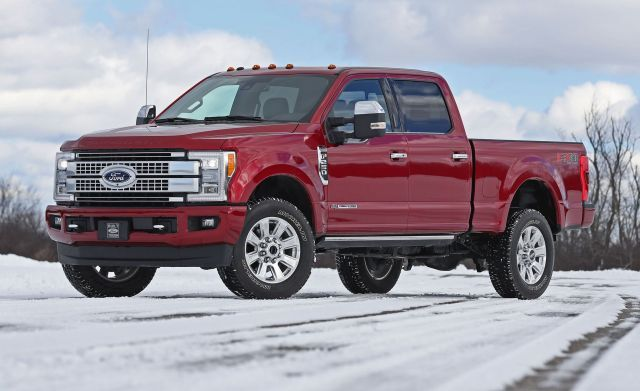 Spied 2020 Ford F 250 Provide Numerous Updates And Changes
