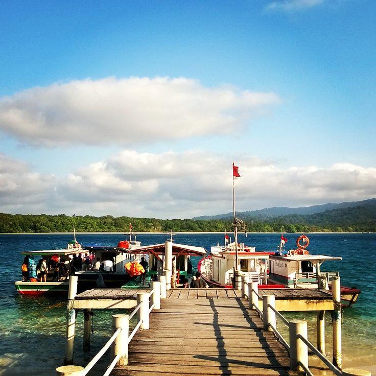 """Welcome to Ujung Kulon"" - Photos taken with Nokia Lumia 920 using Instagram app"