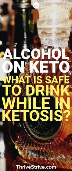 Is it okay to drink alcohol while on keto? If you're trying to stay in ketosis it's okay to drink alcohol on keto as long as you are drinking the right things.