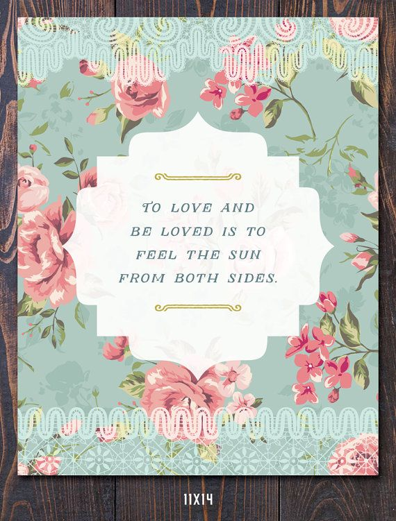 Feel The Sun Art Print   Ships Free In US, Multiple Sizes. New Baby Gift,  Nursery Decor, Baby Shower Art, Mothers Day, Floral Art, Vintage