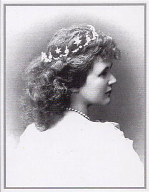 Princesse Elisabeth de Wied (1843-1916) fille du prince Hermann et de la…