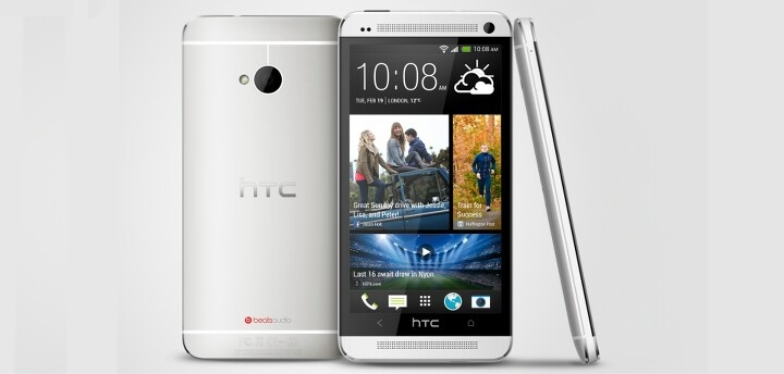 The HTC One!! The One everyone's been waiting for