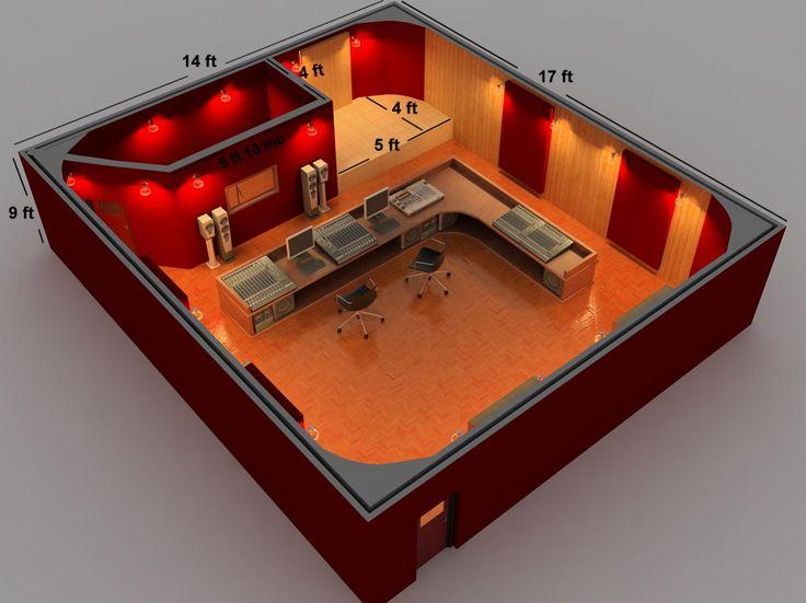 Perfect Home Recording Studio Design Plans Ideas  for Home Remodeling with Home Recording Studio Design Plans