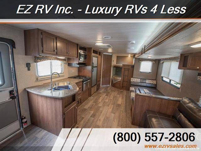 2017 Heartland Prowler Lynx 285LX, Travel Trailers RV For Sale in Johnson City, Tennessee | EZ RV Sales 10157 | RVT.com - 152668