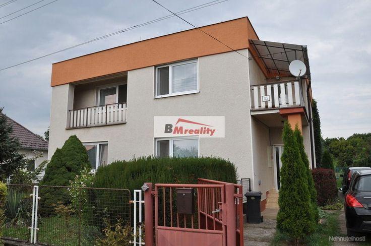 Na predaj rodinný dom len 6km od Levíc v Krškanoch - rezervovaný