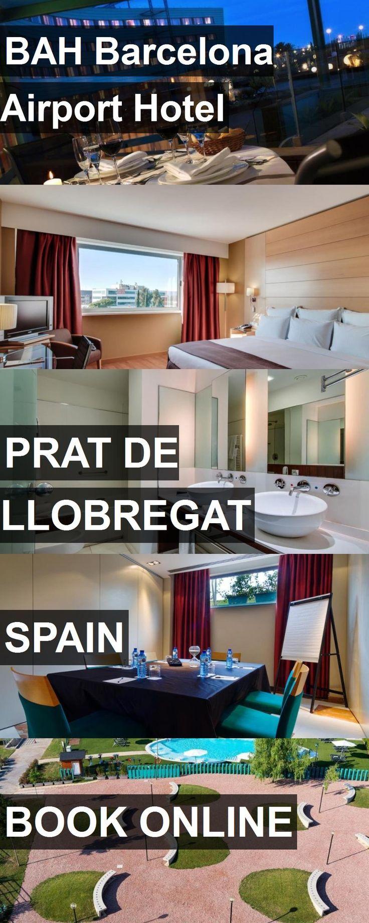 BAH Barcelona Airport Hotel in Prat de Llobregat, Spain. For more information, photos, reviews and best prices please follow the link. #Spain #PratdeLlobregat #travel #vacation #hotel