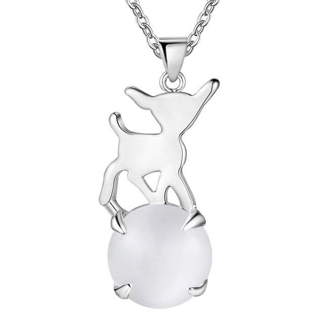 Оптовые посеребренные шарм jewelrys Ожерелье, бесплатная доставка 925 штампованные ювелирные изделия кулон AN1497/cuyalmfa
