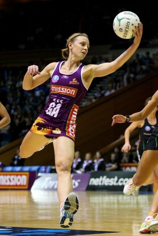 THE Queensland Firebirds are not going to give up their trans Tasman Netball Championship crown without a fight.