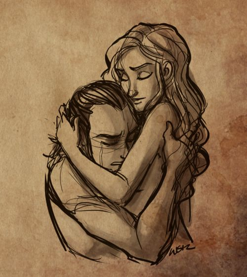 Loki and Sigyn                                                                                                                                                                                 More