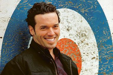 The First Time I Died by Joseph Boyden, audio version