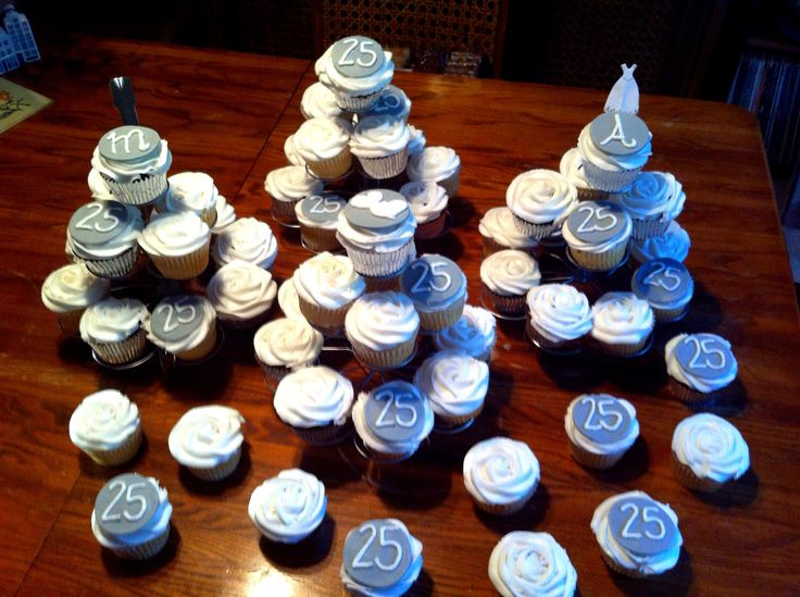 Chateau gateaux mini cakes
