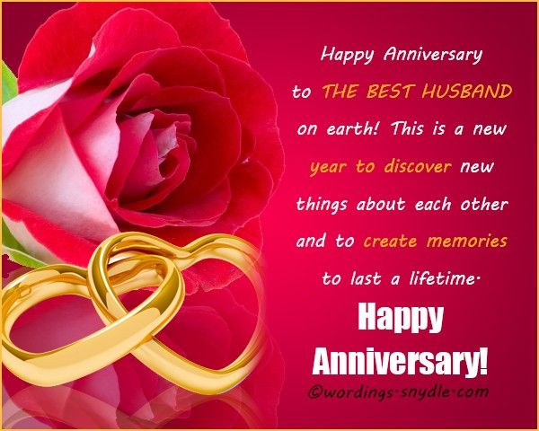 Happy Anniversary Anniversary Message For Husband Wedding Anniversary Wishes Anniversary Message