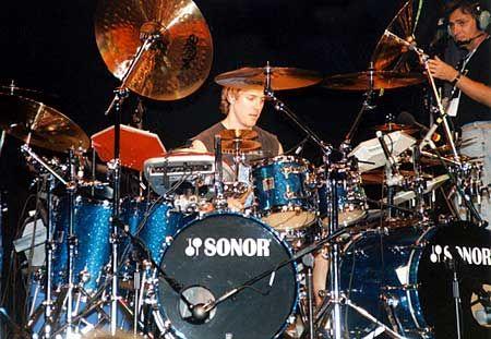 Drummerworld: Danny Carey