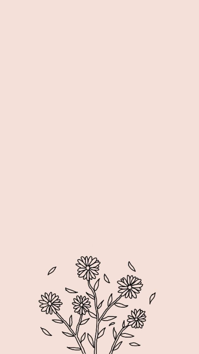 Flowers Floral Wallpaper Tumblr Iphone Wallpaper Spring Wallpaper Aesthetic Iphone Wallpaper