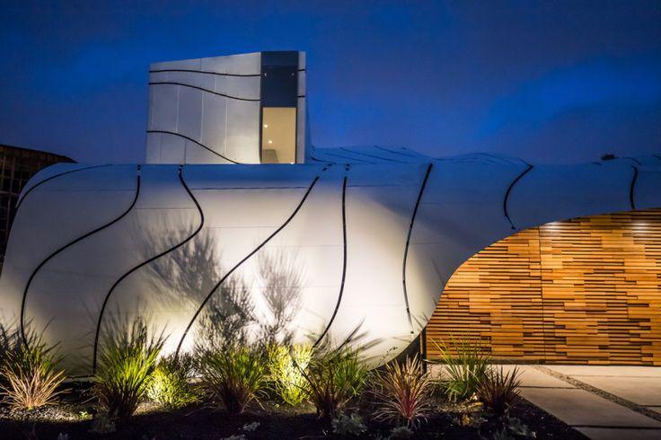 The Wave House | Architect Magazine | Mario Romano, Venice, CA, Single Family, New Construction