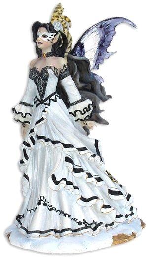 Nene Thomas *Queen of Owls* Fairy Figurine