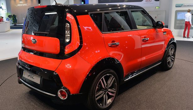 2016 Kia Soul - release date and price