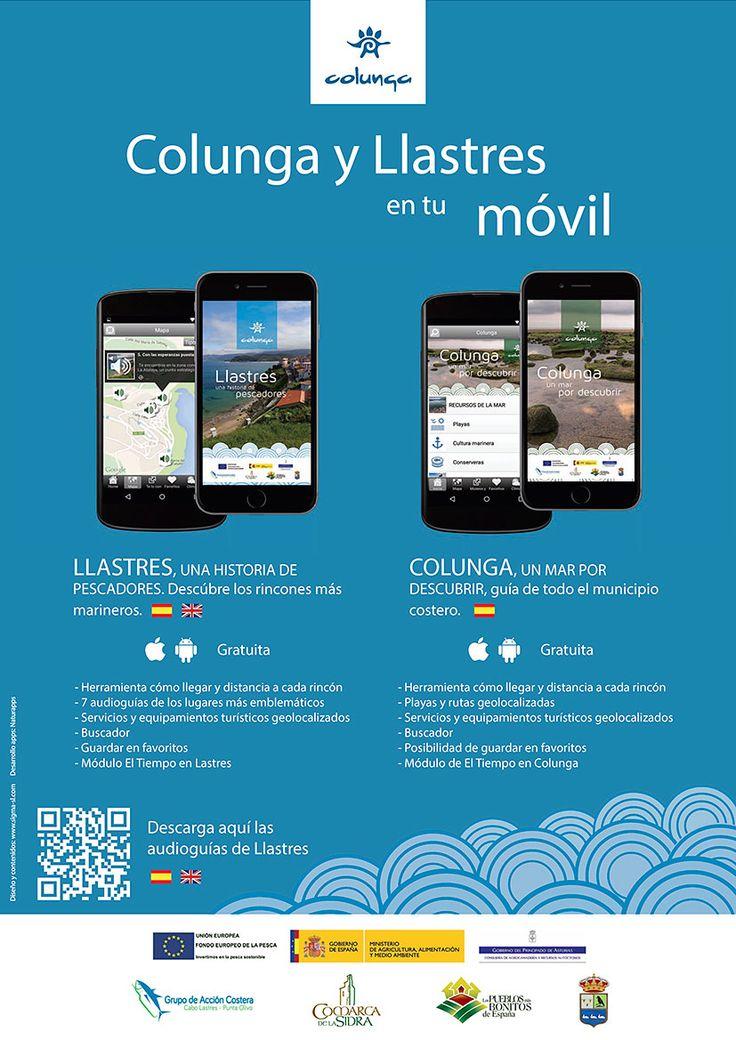 Consigue gratis la aplicación de LLastres, incluye audioguías. Disponible en español e inglés.