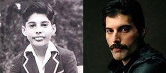 Freddie Mercury. A maior voz da história do rock.  GOOGLE