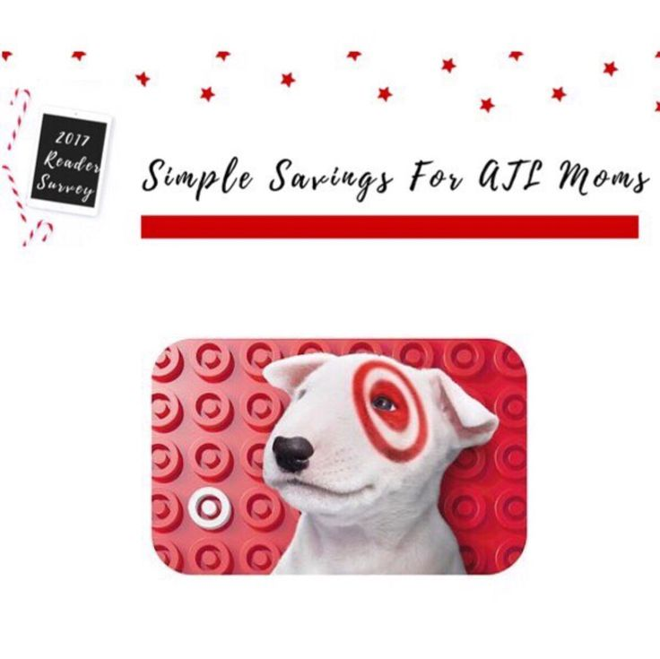 2017 Survey Winners > $25 Target Gift Cards are . . . http://simplesavingsforatlmoms.net/2017/01/2017-survey-winners-25-target-gift-cards-are.html