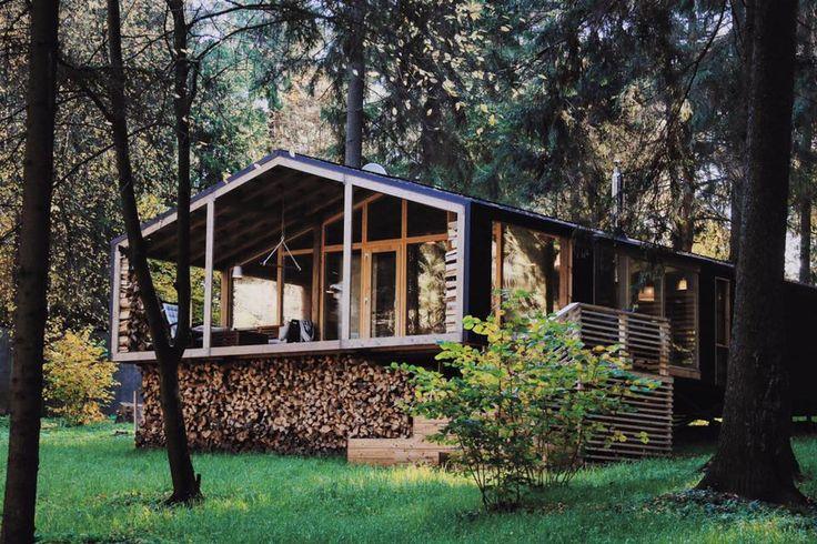 Backyard Cottage Prefab Design House Plan Affordable: 25+ Best Ideas About Affordable House Plans On Pinterest