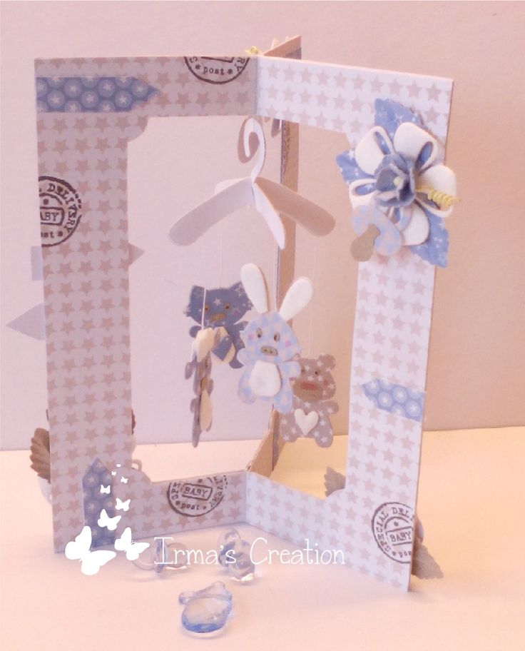 Scrapcards made by hand