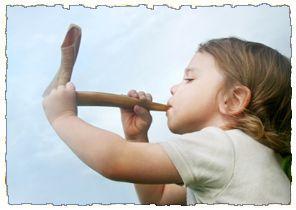 Rosh Hashanah & Yom Kippur crafts and activities