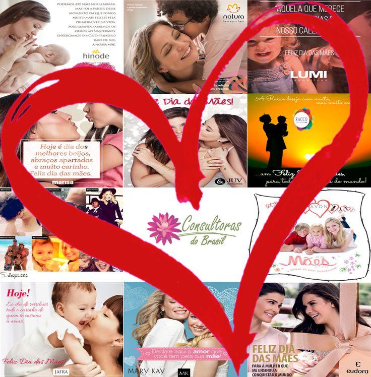 Juntas com um único propósito. Desejar um Feliz e Maravilhoso Dia das Mães.   Equipe  Consultoras do Brasil   #consultorasdobrasil #hinode #redenatura #lumicosmeticos #marisa #juvacessorios #racco #jequiti #avon #jafra #marykaybrasil #eudora