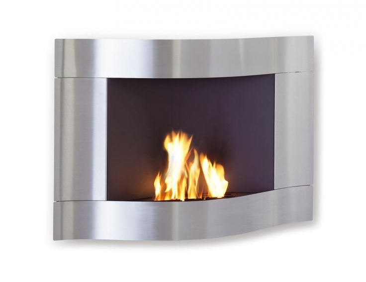 19 best free standing fireplaces images on pinterest for Denatured ethanol fireplace