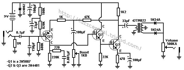 tycobrahe octavia npn schematic